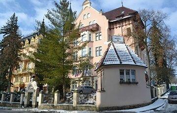 Санаторий Smetana Vyšehrad 4*