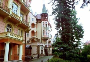 Smetana, отель с лечением в Карловых Варах