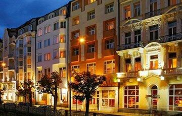 Санаторий Vienna House Dvořák 4*