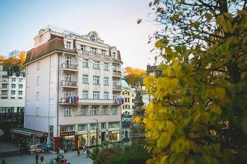 Wolker, отель с лечением в Карловых Варах
