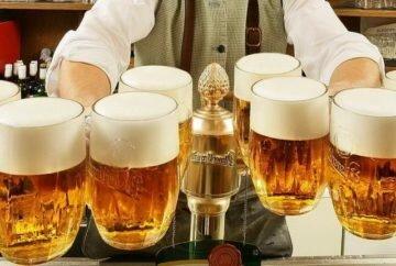 Пивная культура в Карловых Варах