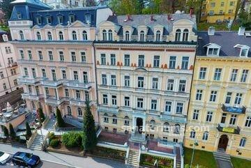 СПА-отель Rudolf II (Elwa) 3*, Карловы Вары