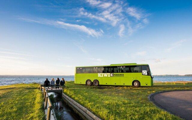 На автобусе в Карловы Вары